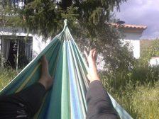 Siestas al aire libre